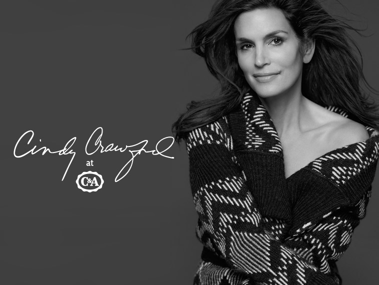 Cindy Crawford C&A