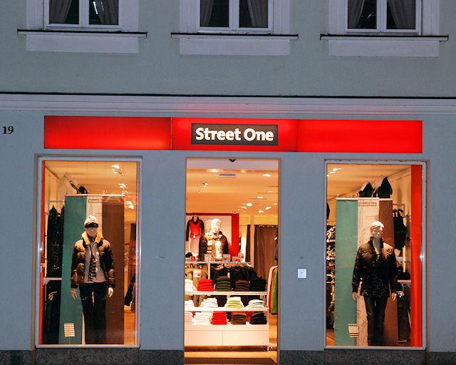 Street One Filiale