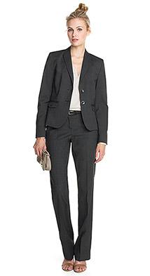 Esprit Anzug für Damen, braun
