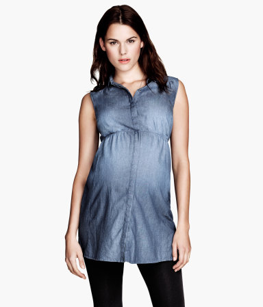 H&M Umstandsmode - Mama Bluse