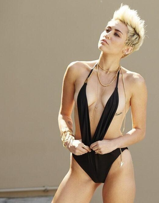 Miley Cyrus Hot Pic 2014