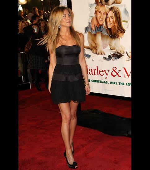 Jennifer Aniston Gewicht, Diät