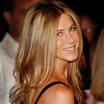 Jennifer Aniston Haarfarbe
