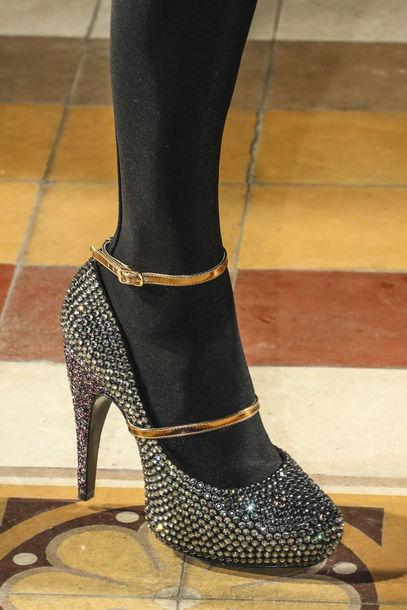 Wintermode 2013 2014 Schuhe