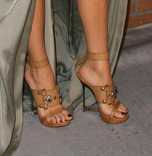 Blake Lively Feet