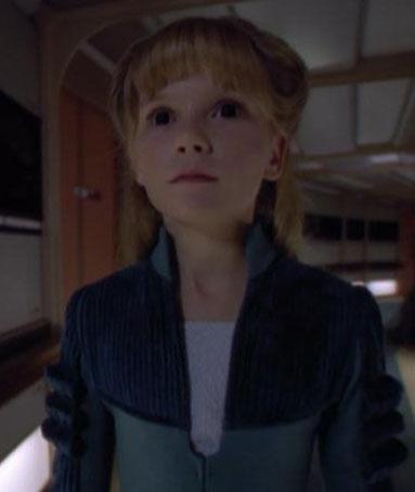 Kirsten Dunst Star Trek