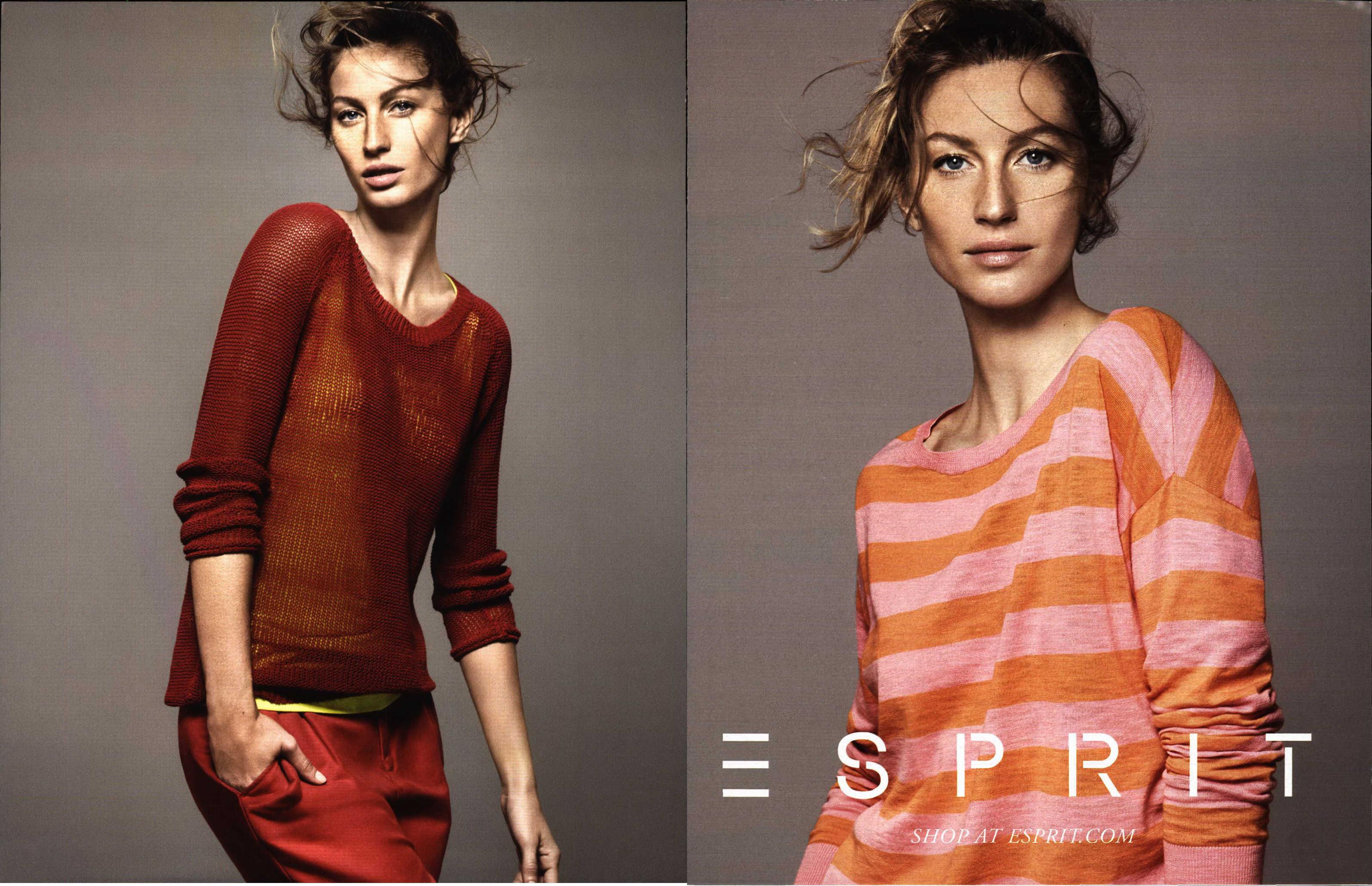 Esprit Werbung 2014