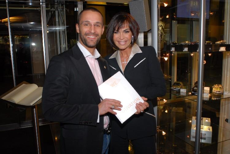 Ricarda M und Marcello