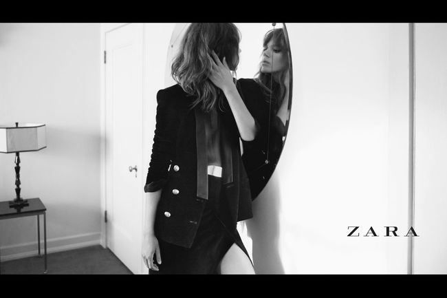 Zara Werbung 2014