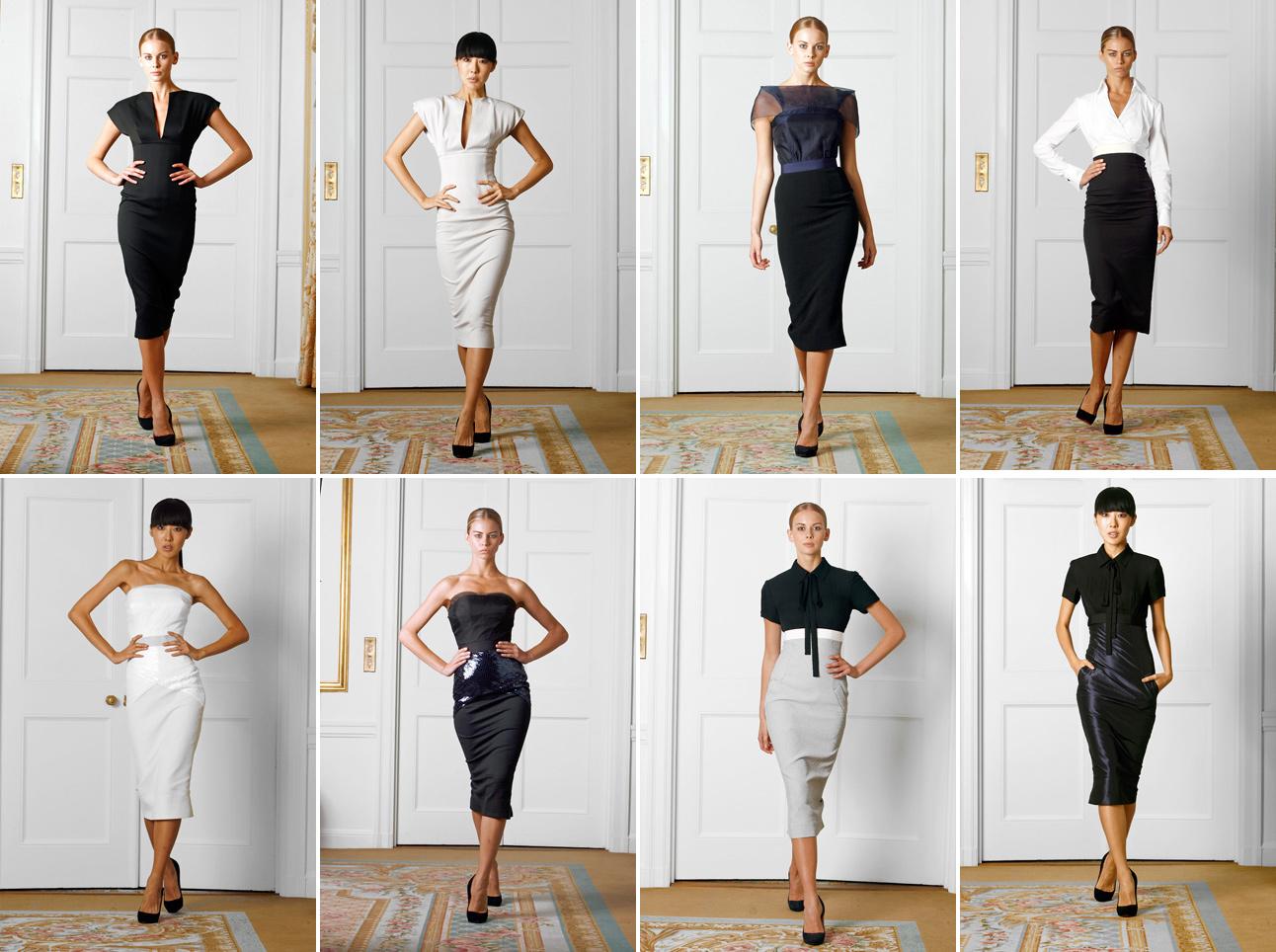New Yorker Kleider