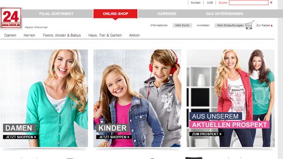 KiK Online Shop 24