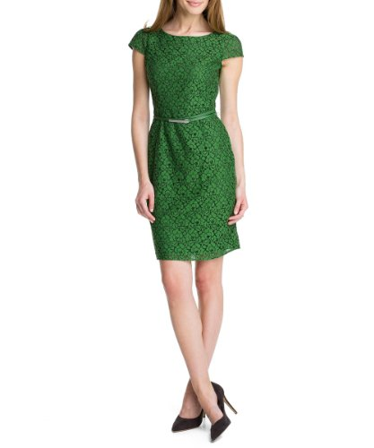 Esprit Kleid grün